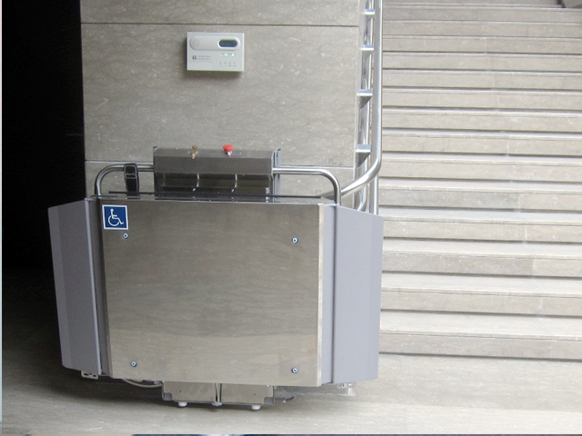Wheelchair Lifts North Carolina Vertical Amp Inclined