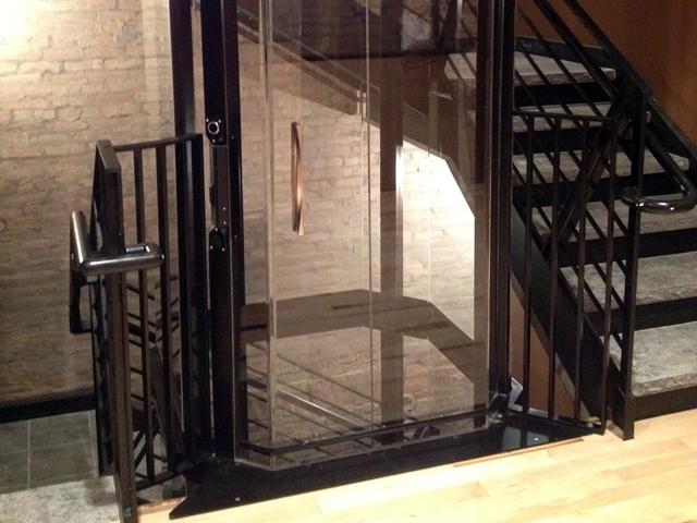 Home Elevators North Carolina Glass Enclosed Pneumatic